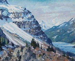 Valley of the Kicking Horse