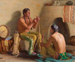 The Bow and Arrow Makers