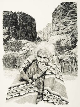 Old Woman of the Canyon