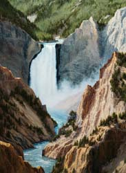 River Thunder, Yellowstone