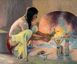 The Kachina Maker