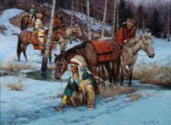 Trail of the Blackfeet