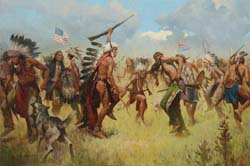 Victory Dance, Little Bighorn 1876