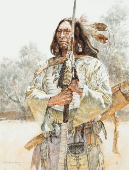 Watchers of the Kiowa