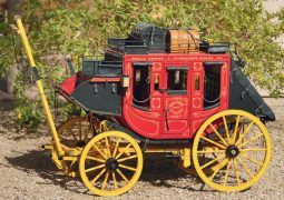 Stagecoach Butterfield Overland