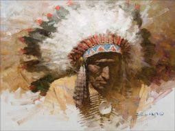 Old Chief's Story