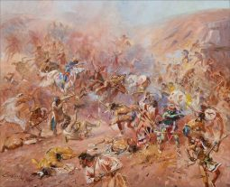 The Battle at Belly River