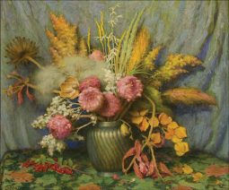 Autumn Flowers, Weeds, Grasses and Seed Pods