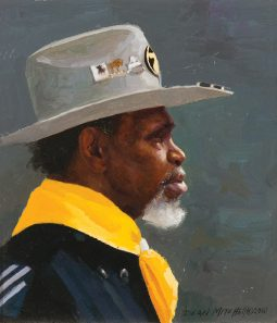 RT Williams – Buffalo Soldier