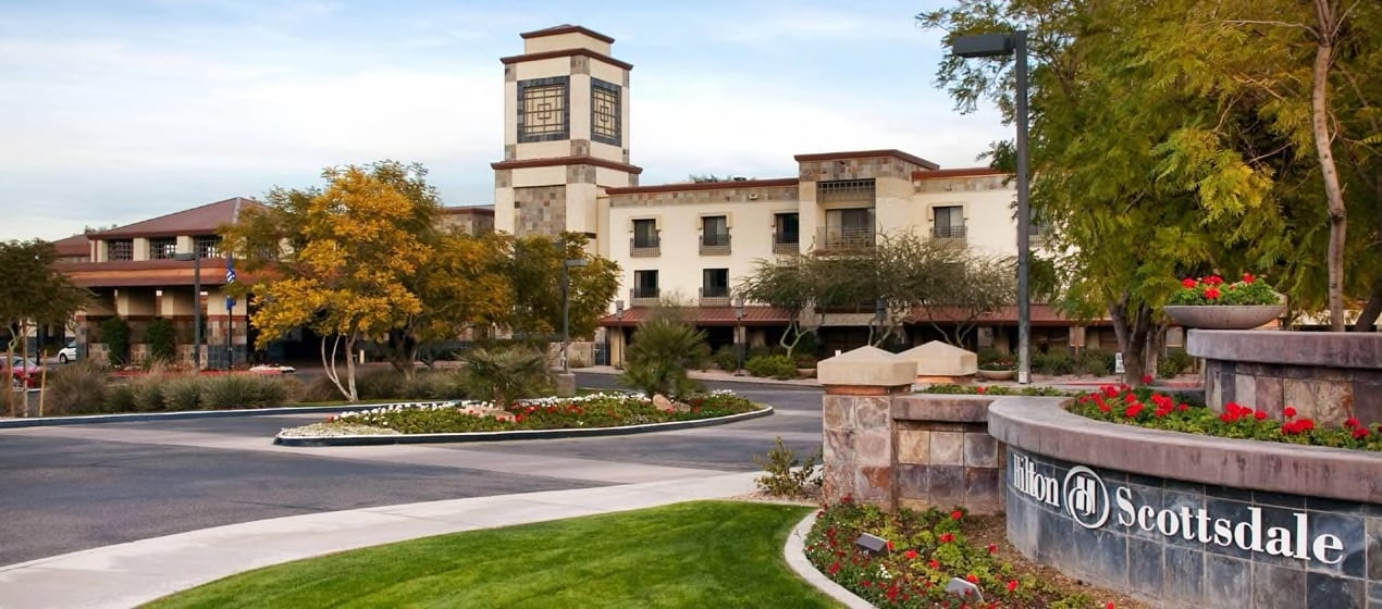 Hilton Scottsdale Resort & Villas