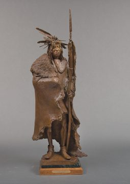 Yankton Sioux with Bowlance