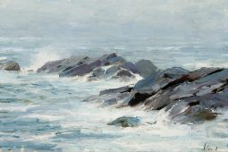 Breakers, Isle of Monhegan