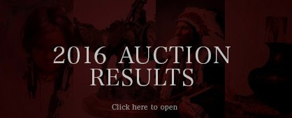 2016 Auction Results